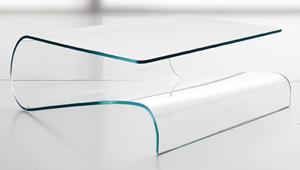 Glass bending